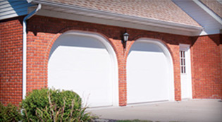 Flush Panel Garage Doors